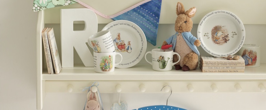 Wedgwood Peter Rabbit neu
